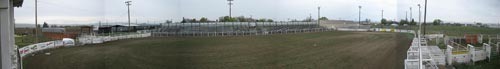 Toppenish field panorama